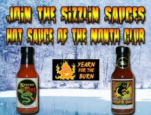 America's #1 Award Winning Sauces: Hot Sauce of the Month Club